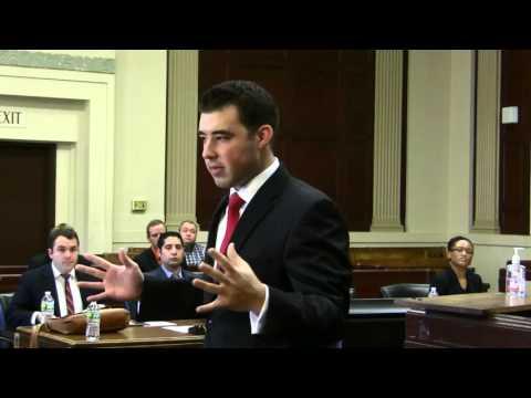 Derek Ciulla (Defense): State v. Rausch - Trial Advocacy - Brockton Superior Court