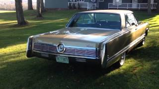 1968 Crown Coupe Video 1
