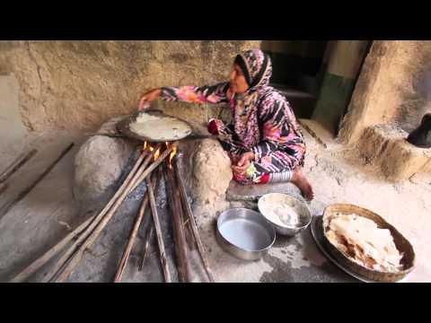 Omani Women Cooking, Bait Al Zufair Museum