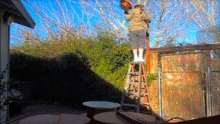 P8 How I Built Outdoor Speaker Enclosures & Finished The 20 Speaker Backyard Sound System Install