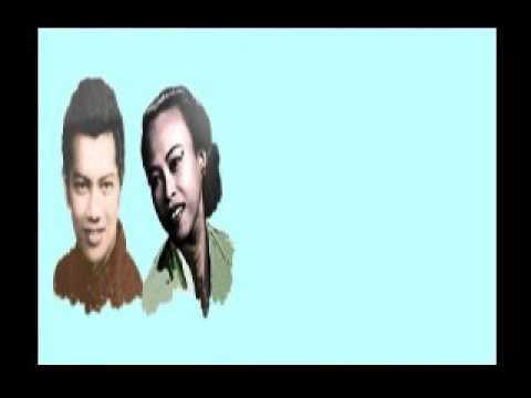P Ramlee & Sutinah ....Tak Puas Mata Memandang ( With Lyrics ).