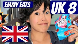Emmy Eats the UK 8 - Marmite Chocolate