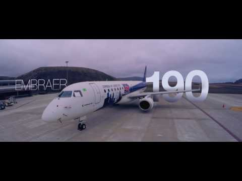 EMBRAER | Taming The Winds