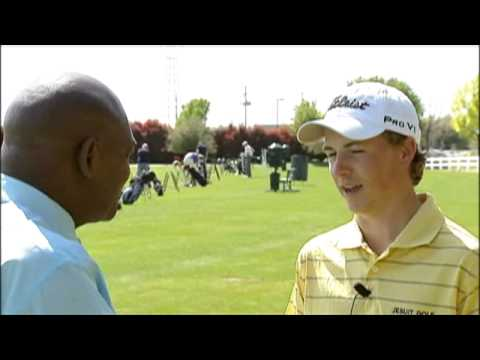 High School Hero - Jordan Spieth in 2010