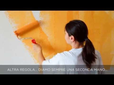come imbiancare casa, come tinteggiare casa - youtube - Come Imbiancare Casa