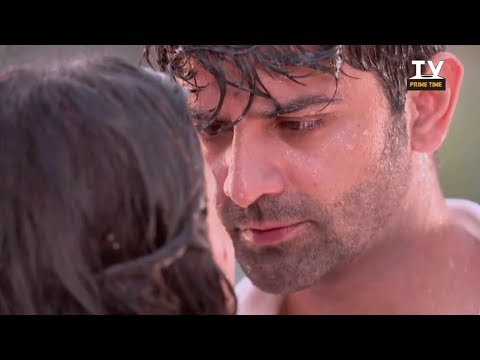Advay to save Chandni from Falling | Iss...