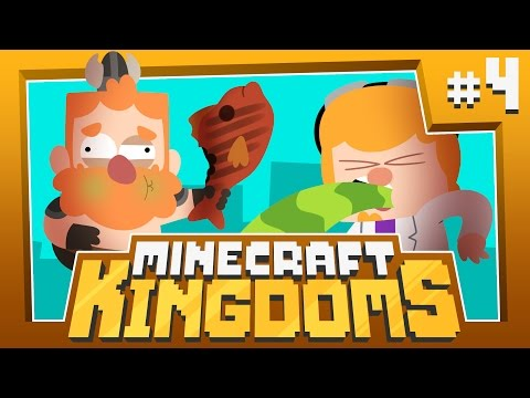MYSTERY MEAT - Minecraft Kingdoms [#4]