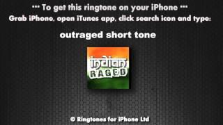 Indian Outraged Short Message Alert Tone (Explicit)
