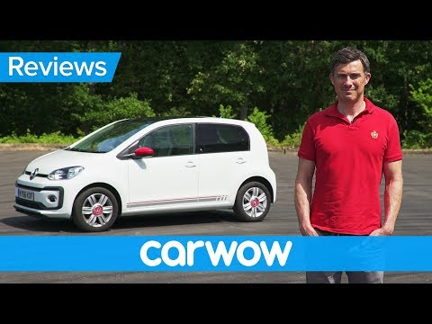 Volkswagen Up! 2018 Review | Carwow Reviews