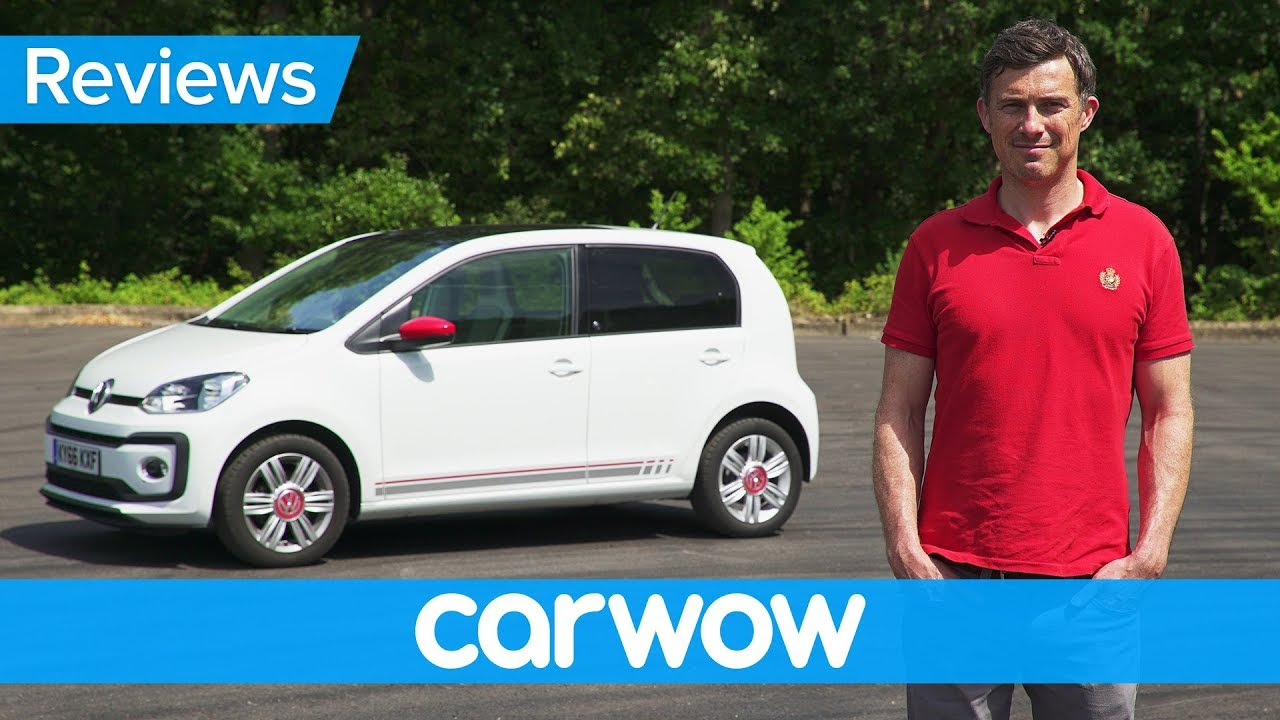 New Volkswagen Up Review | carwow