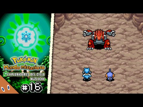 Pokémon Mundo Misterioso Exp. del Cielo Nuzlocke #16   El Guardián del Lago Velado