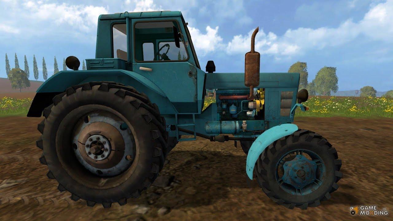 Симулятор вождения трактора с грузом игра android. Tractor.