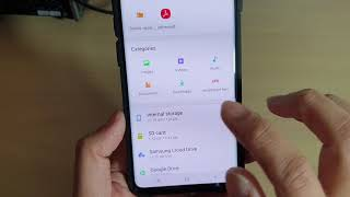 Galaxy S10 / S10+: How to Create / Delete Folder With My Files