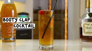 Booty Clap Cocktail - Tipsy Bartender