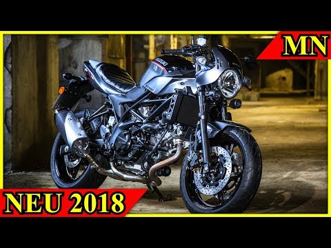 Suzuki SV650X – Vorstellung – Review – Daten – Leistung - Ausstattung | Motorrad Nachrichten