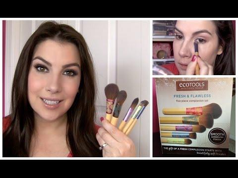 EcoTools Fresh & Flawless Brush Set Review thumbnail