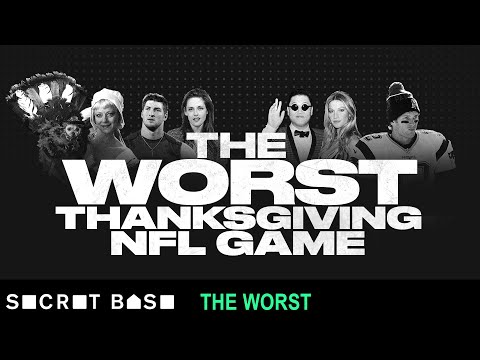 The Worst Thanksgiving NFL Game: 2012 - Episode 7