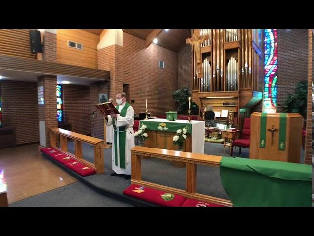 15 Pentecost - Holy Eucharist - Rite II - 9/13/20
