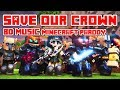 "Minecraft Video 8D Music ""Save Our Crown"" Minecraft parody Drag Me Down By One Direction"