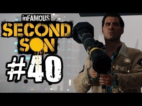 Infamous Second Son Walkthrough Part 40   Quid Pro Quo