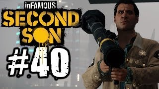 Infamous Second Son Walkthrough Part 40 -  Quid Pro Quo