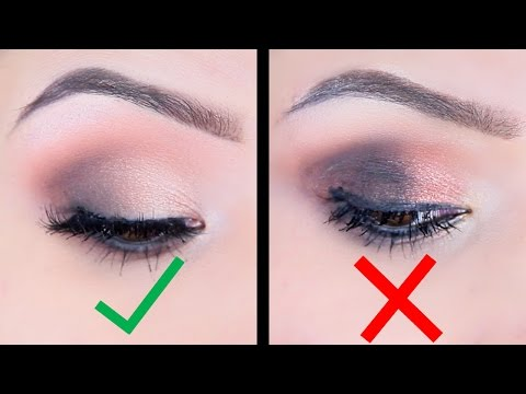 Eyeshadow Dos & Donts Tutorial