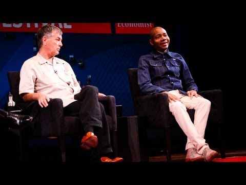Larry Harvey and Paul Miller: Social movements in 2013
