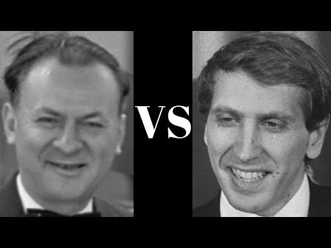 Reuben Fine vs Bobby Fischer - notable blitz game - Manhattan Chess Club, New York   1963