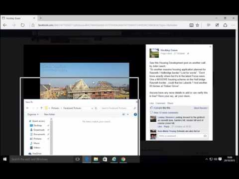 How to download all the photos from facebook group