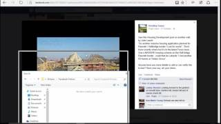 Download Pictures from Facebook to Computer