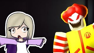 DO NOT LET THE MCDONALDS MALDITO PAYASO ATTACK YOU IN ROBLOX!