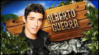 Alberto Guerra - Presentación de LA ISLA: EL REALITY 2013 (Temporada 2) @AlbertoGuerraR