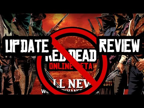 Red Dead Online 1.06 Update Review EXPLOITATION