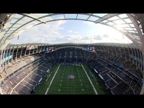 Tottenham Hotspur Stadium: From Premier League To NFL