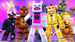 Freddy Invasion ?! | Minecraft FNAF Roleplay
