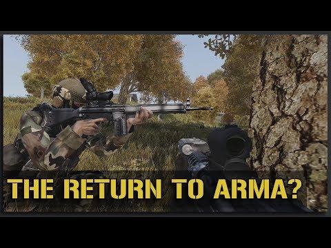 The Return to ARMA? - Arma 3 Gameplay