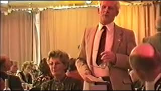 Veteran-Cycle Club video archive - Club Luncheon 1995 Ted King speech