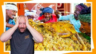 Village Cooking Channel   Mutton Biryani   Tamil    REACTION