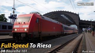 Full Speed To Riesa : Nahverkehr Dresden : Train Sim World 2 1080p60fps screenshot 3