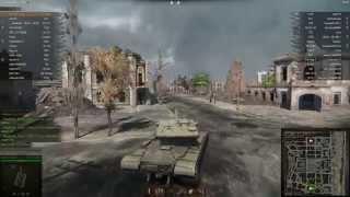 Что если редко играть в World of Tanks (общ. статистика 65 процентов побед)