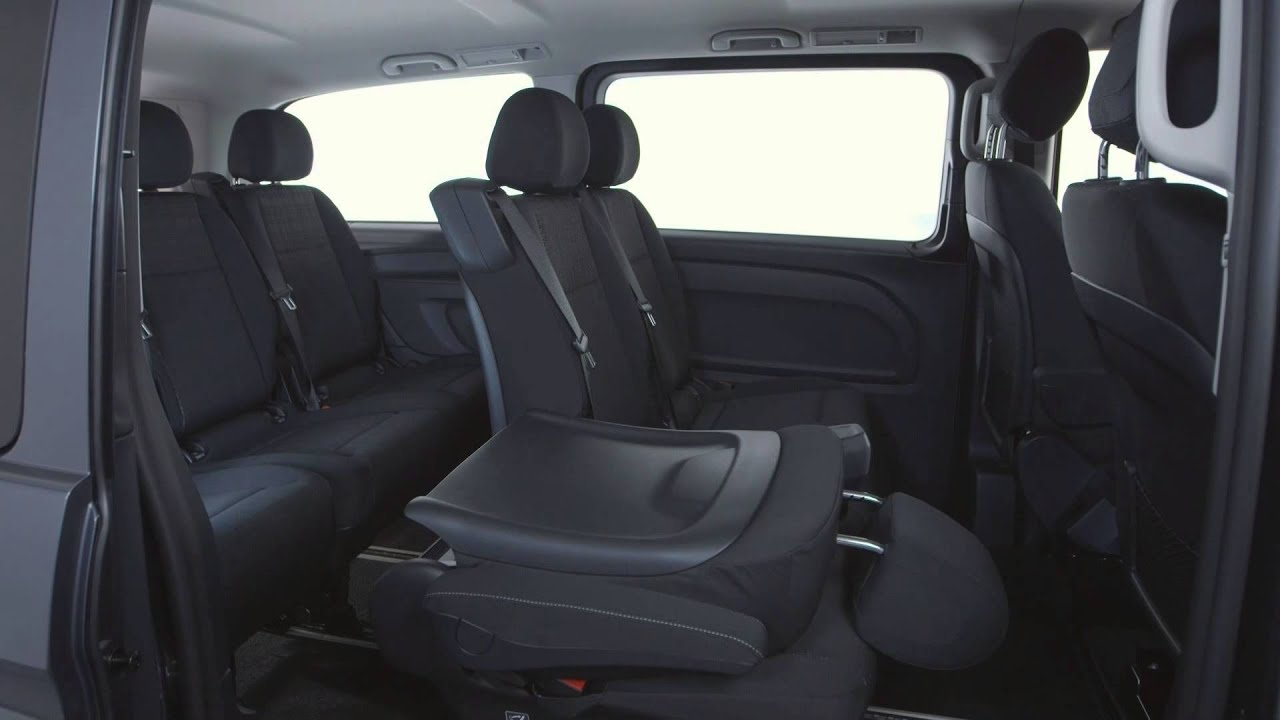 new mercedes benz vito tourer select 119 bluetec youtube. Black Bedroom Furniture Sets. Home Design Ideas