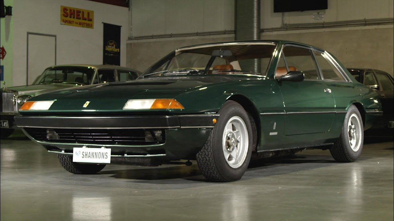 1973 Ferrari 365 GT4 2+2 Coupe - 2020 Shannons Winter Timed Online Auction