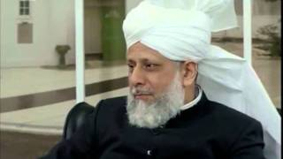 Gulshan-e-Waqfe Nau Atfal, 28 Feb 2009, Educational class with Hadhrat Mirza Masroor Ahmad(aba)
