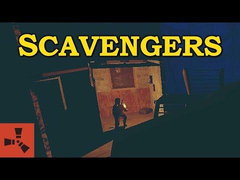 Scavengers - [Rust]