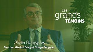 Smart cities et villes durables - Les Grands Témoins #1 - Olivier Bouygues, Groupe Bouygues