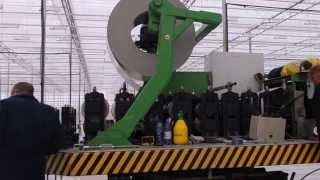Изготовление лотков на 8 блоке(Топарские теплицы., 2014-03-14T14:36:01.000Z)