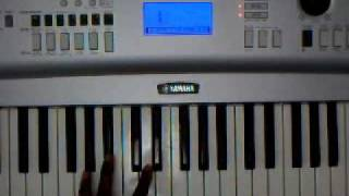 Ne-Yo Piano - Sexy Love - Tutorial