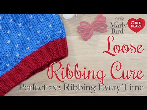 33837f67b Avoid a Loose Ribbing in your Knit Hat - Marly Bird™