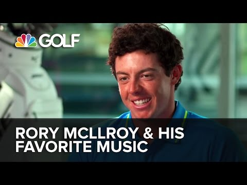 Rory McIlroy & His Favorite Music To Practice   Golf Channel