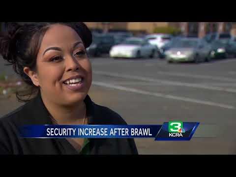 Teens cause large disturbance at 2 Stockton malls